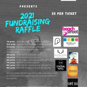 2021 Fundraising Raffle