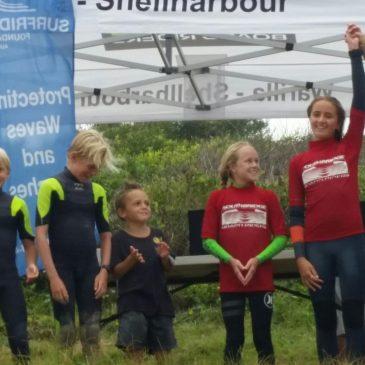 Surfrider Gromfest Champions