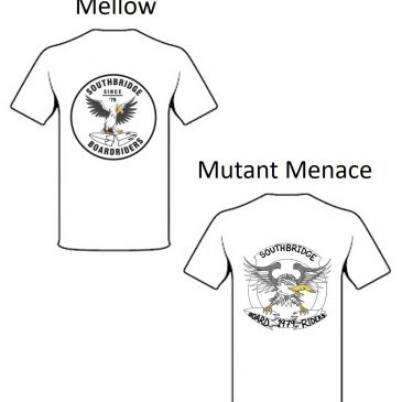 Order your club T-shirt NOW!